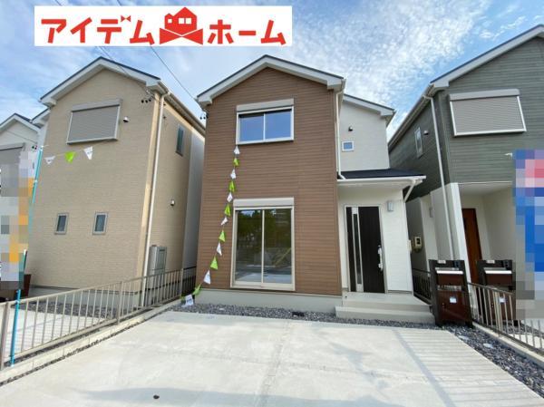 新築一戸建て 半田市船入町51 JR武豊線半田駅 2090万円
