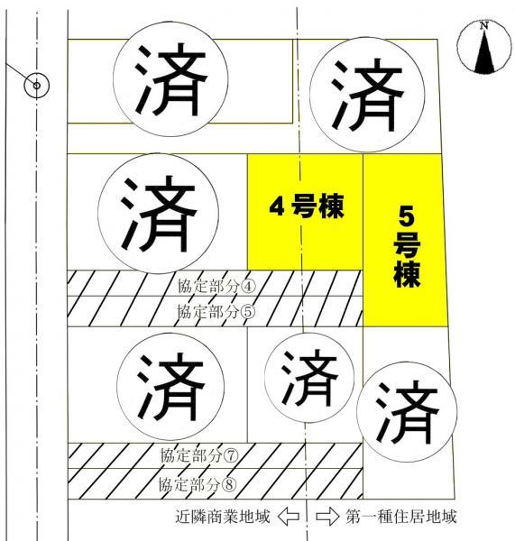 新築一戸建て 西尾市一色町前野東浦136-8 名鉄西尾線吉良吉田駅  2190万円