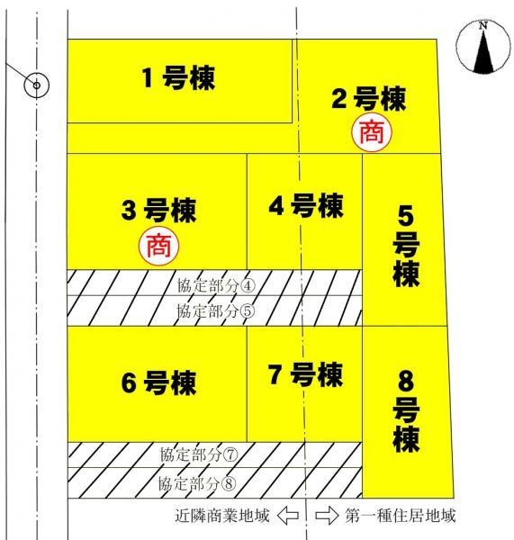 新築一戸建て 西尾市一色町前野東浦136-8 名鉄西尾線吉良吉田駅  2290万円