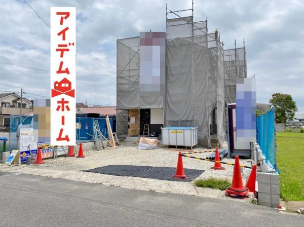 新築一戸建て 半田市浜町14 武豊線半田駅 2780万円