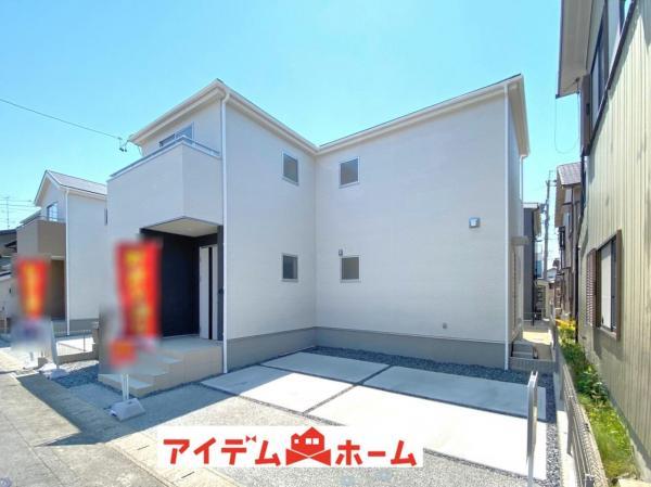 新築一戸建て 愛西市大井町宮新田30番3 関西本線永和駅 2080万円