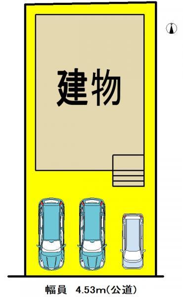 新築一戸建て 名古屋市熱田区八番2丁目1312番 名古屋市名港線六番町駅 3890万円