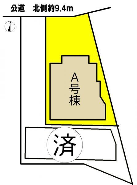 新築一戸建て 安城市桜井町阿原30番32 名鉄西尾線桜井駅 3580万円
