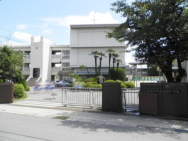 春日井市立西部中学校