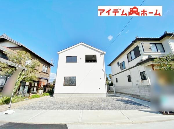 新築一戸建て 西尾市一色町一色下乾地85-9 名鉄西尾線西尾駅 1890万円