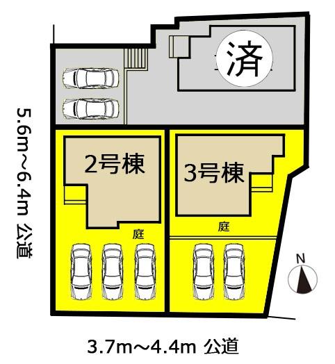 新築一戸建て 瀬戸市熊野町69-2 名鉄瀬戸線尾張瀬戸駅 2980万円