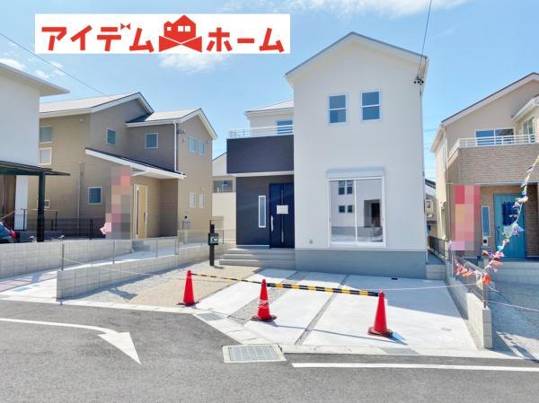 新築一戸建て 知多市新知字下森89番 名鉄常滑線古見駅 2980万円