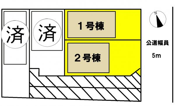 新築一戸建て 安城市今本町石畑17-26 名鉄名古屋本線牛田駅 3280万円