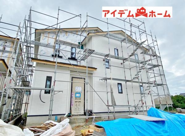 新築一戸建て 西尾市一色町一色西荒子142-1、142-8 名鉄西尾線西尾口駅 2380万円