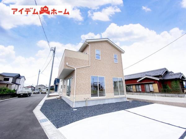 新築一戸建て 西尾市一色町一色西荒子142-1、142-8 名鉄西尾線西尾口駅 2680万円
