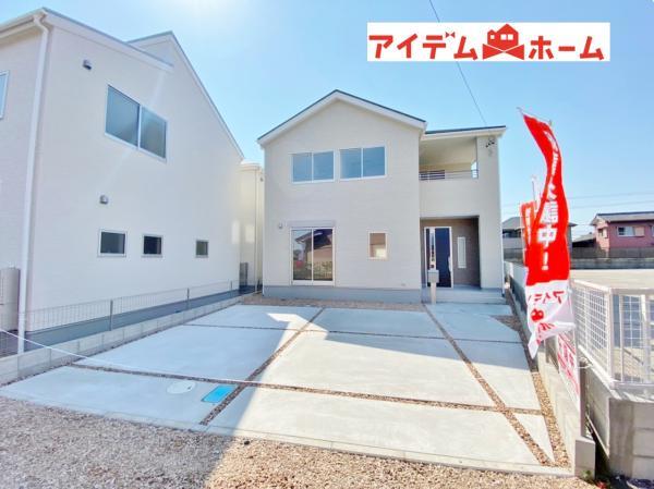 新築一戸建て 西尾市上矢田町郷後68番7、68番8 名鉄西尾線福地駅 2260万円