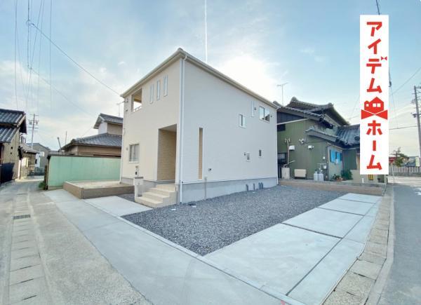 新築一戸建て 西尾市一色町一色下屋敷106 名鉄西尾線西尾駅 1790万円