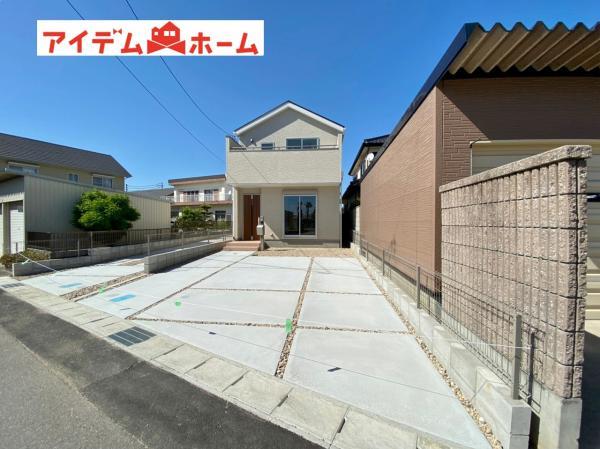 新築一戸建て 西尾市巨海町森越68-8 名鉄西尾線福地駅 2160万円