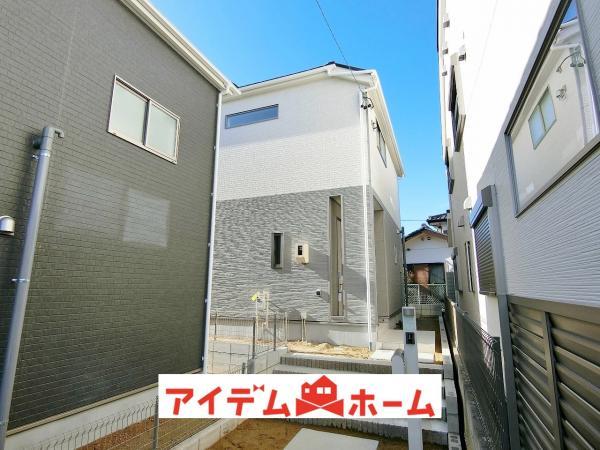 新築一戸建て 名古屋市天白区御前場町256番の一部 名古屋市鶴舞線原駅 2590万円