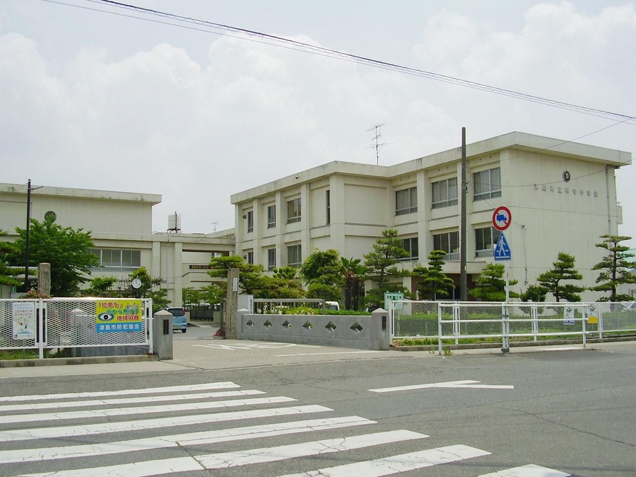 津島市立神守中学校