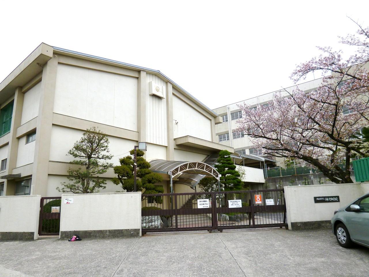 名古屋市立神沢中学校