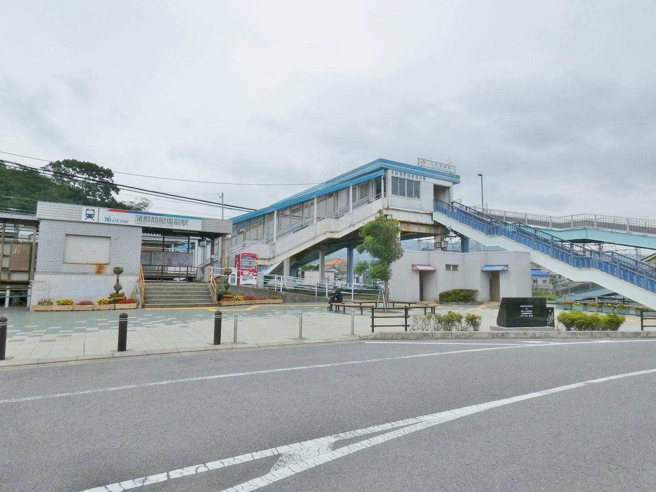 JR東海道本線「三河塩津」駅