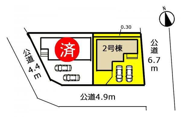 新築一戸建て 多治見市上野町5丁目21-2 JR中央本線多治見駅 2730万円