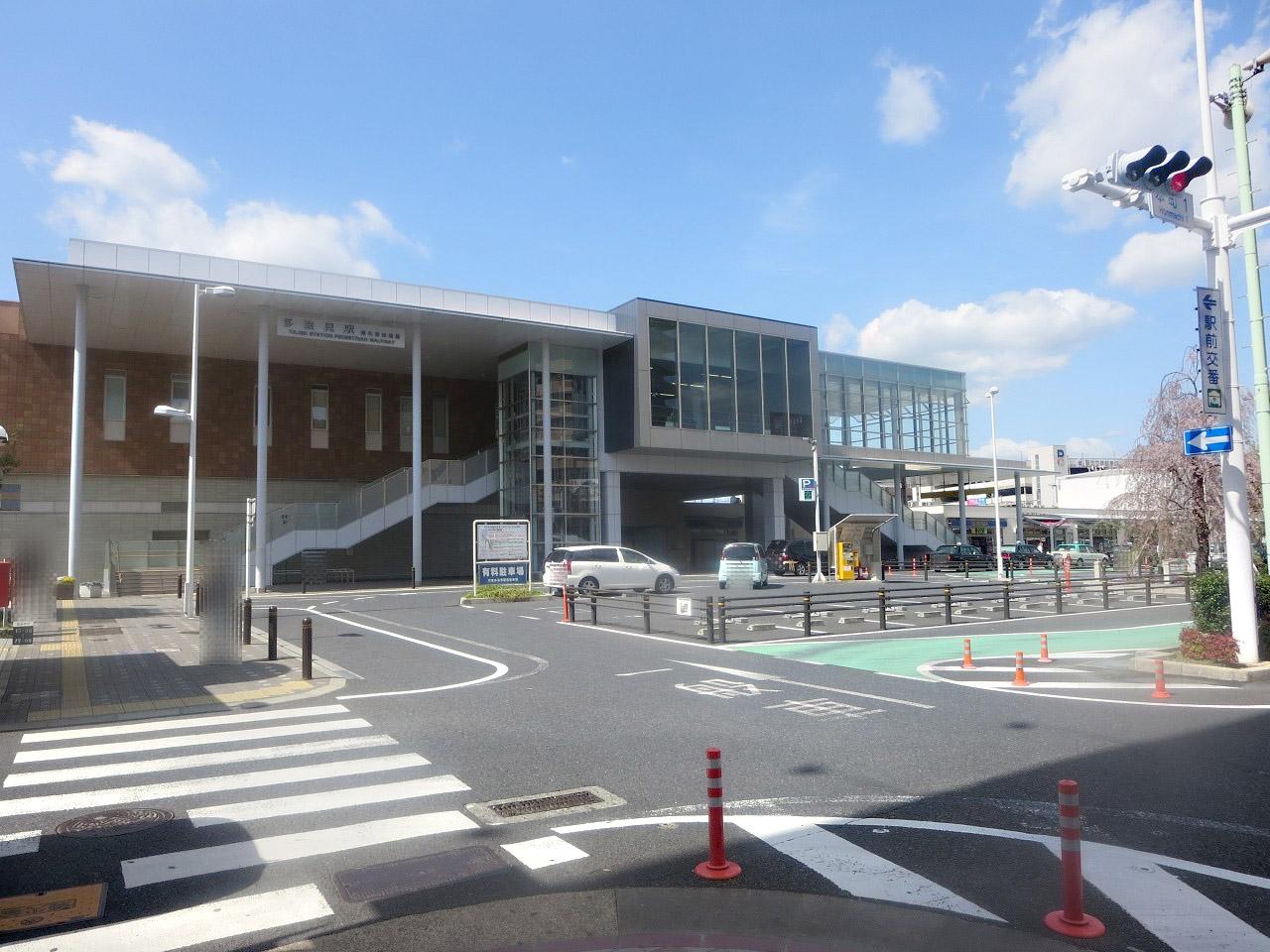JR中央本線「多治見」駅