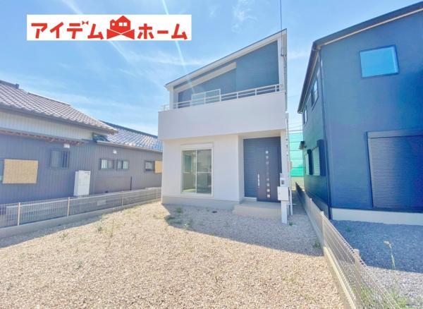 新築一戸建て 西尾市鶴城町下道天 名鉄西尾線西尾口駅 3250万円