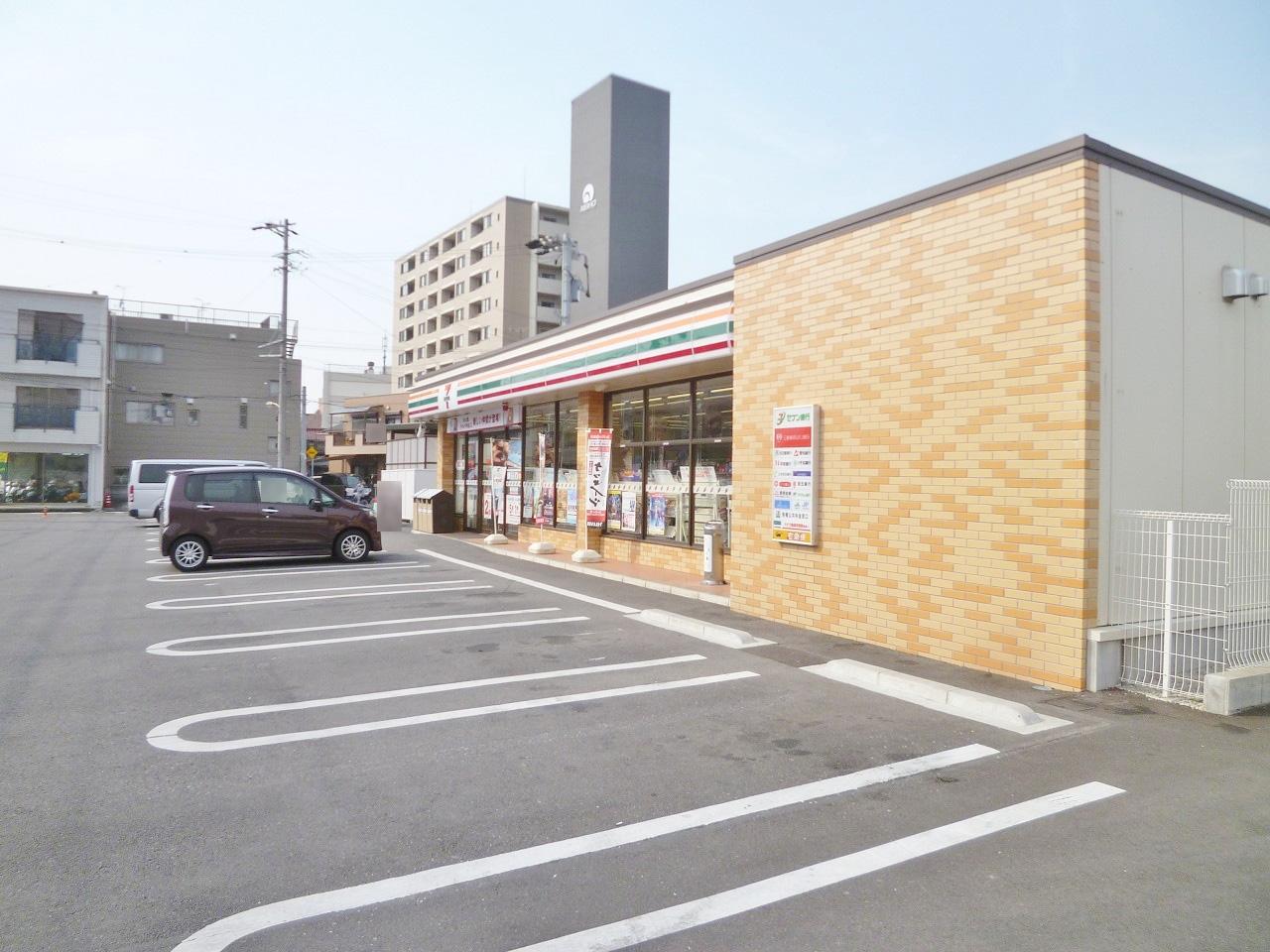 セブン-イレブン 清須須ケ口店