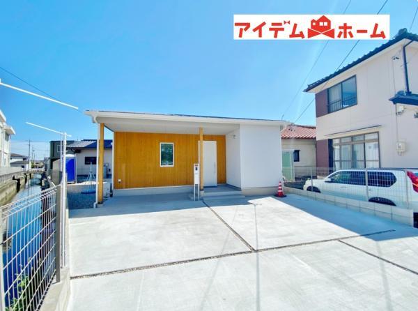 新築一戸建て 西尾市道光寺町 名鉄西尾線西尾口駅 3980万円