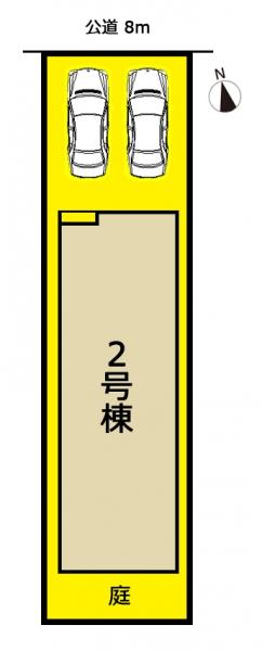 新築一戸建て 名古屋市守山区川宮町24 JR中央本線新守山駅 3280万円