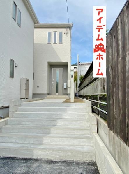 新築一戸建て 名古屋市緑区潮見が丘2丁目6番1、他 名鉄名古屋本線鳴海駅 3590万円