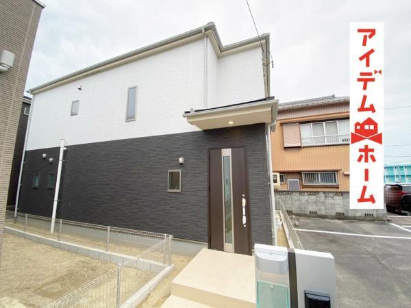 新築一戸建て 名古屋市北区池花町331番の一部 名鉄小牧線味美駅 3080万円