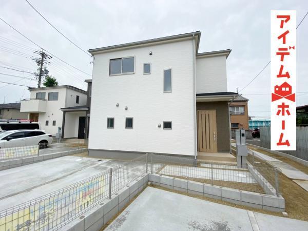 新築一戸建て 名古屋市北区池花町331番の一部 名鉄小牧線味美駅 3280万円