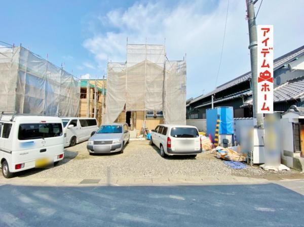 新築一戸建て あま市七宝町伊福壱之割39、41 関西本線蟹江駅 2580万円