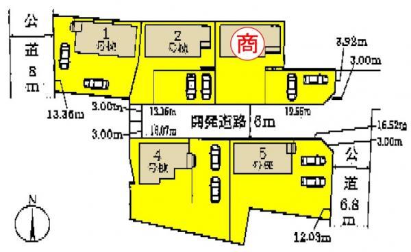 新築一戸建て 津島市老松町166番 名鉄尾西線日比野駅 2480万円