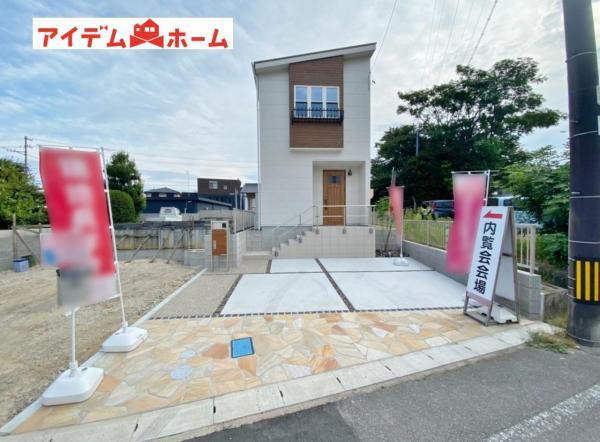 新築一戸建て 安城市新明町 JR東海道本線(熱海〜米原)安城駅 4180万円
