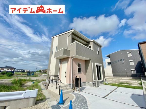 新築一戸建て 安城市桜井町伝左86 名鉄西尾線桜井駅 3850万円