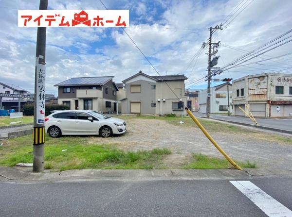 土地 西尾市一色町一色上屋敷 名鉄西尾線福地駅 1380万円