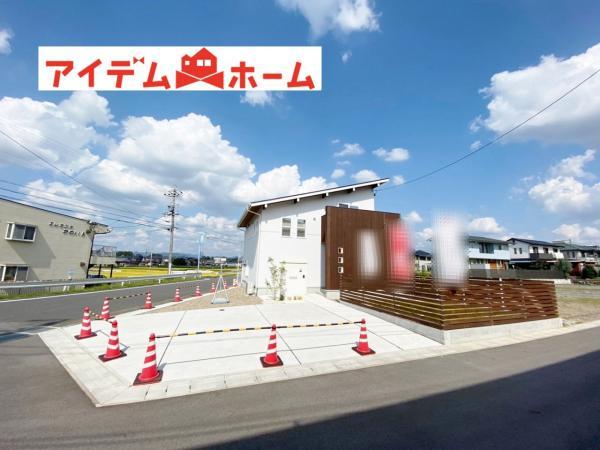新築一戸建て 可児市川合406-7 名鉄広見線日本ライン今渡駅 2980万円