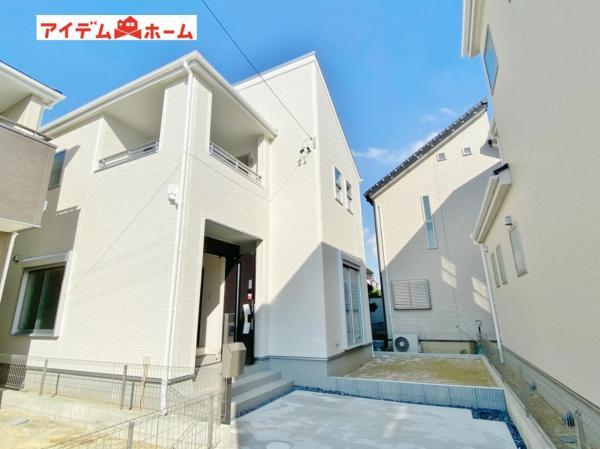 新築一戸建て あま市七宝町伊福壱之割39、41 関西本線蟹江駅 2180万円