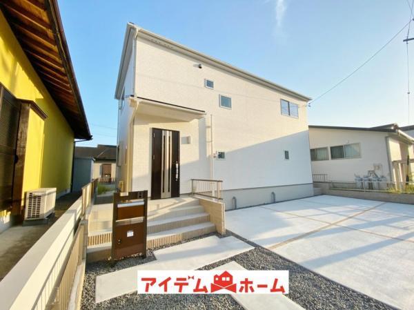 新築一戸建て 桑名市長島町大倉1番47 関西本線長島駅 2180万円
