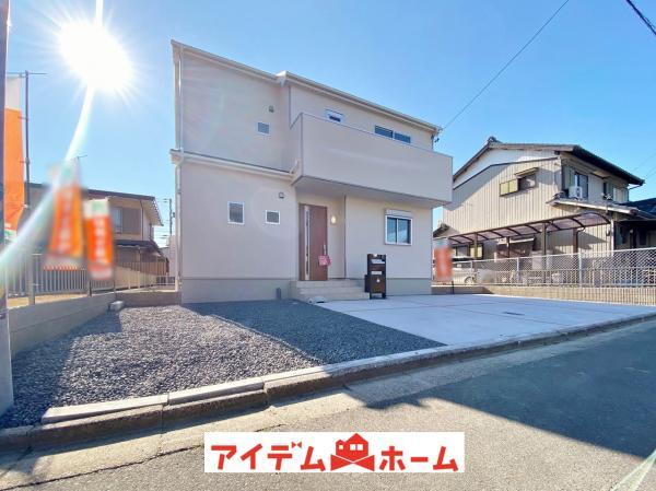 新築一戸建て 桑名市長島町大倉1番429 関西本線長島駅 2190万円