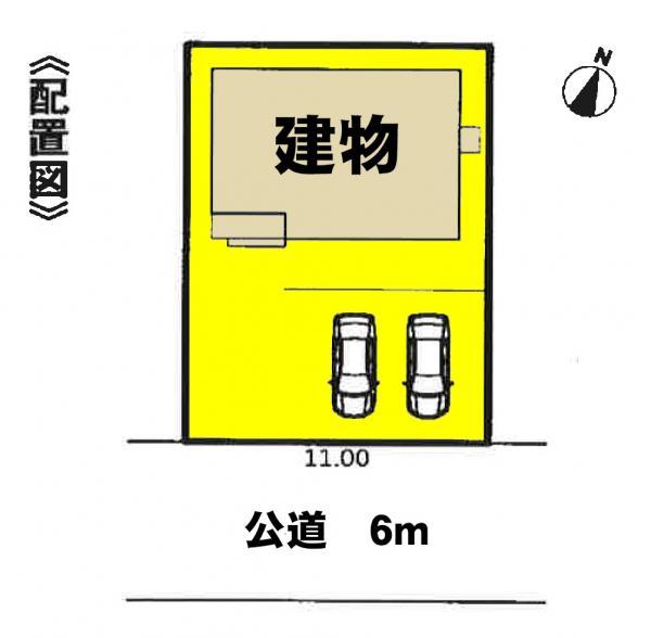 新築一戸建て 津島市鹿伏兎町下春日台 関西本線永和駅 2080万円