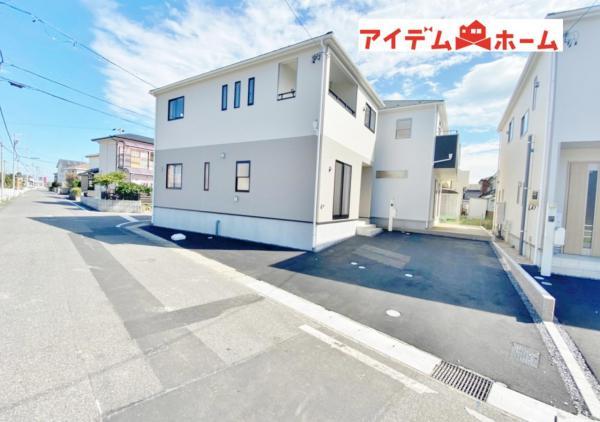 新築一戸建て 西尾市新在家1丁目 名鉄西尾線西尾駅 2490万円