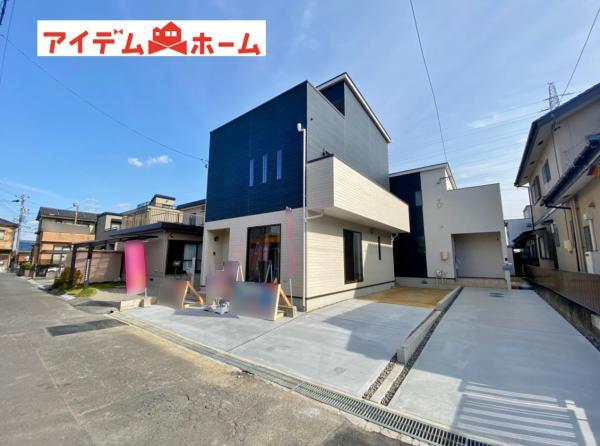 新築一戸建て 安城市和泉町八斗蒔 名鉄西尾線南桜井駅 3590万円