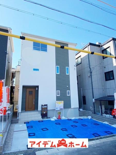新築一戸建て 名古屋市緑区曽根3丁目2304の一部 名鉄名古屋本線左京山駅 3690万円