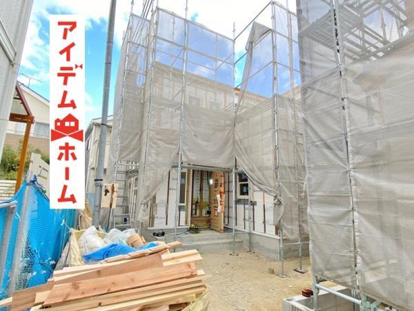新築一戸建て 半田市寺町136-3、136-4、137 名鉄河和線成岩駅 2480万円