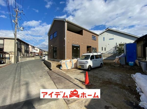 新築一戸建て 稲沢市平和町須ケ脇732番 名鉄尾西線六輪駅 2180万円