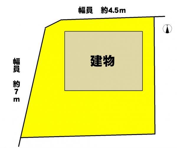 中古一戸建て 津島市中一色町弥六山112 名鉄尾西線日比野駅 1499万円