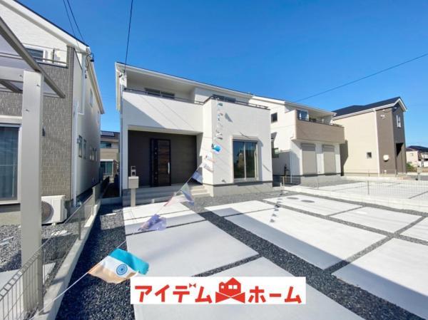 新築一戸建て 愛西市西川端町一本松 名鉄尾西線渕高駅 2480万円