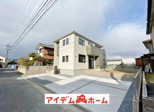 新築一戸建て 桑名市長島町大倉 関西本線長島駅 1990万円