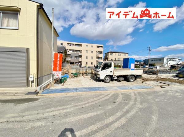 新築一戸建て 名古屋市西区中沼町103番の一部 名古屋市鶴舞線上小田井駅 3790万円