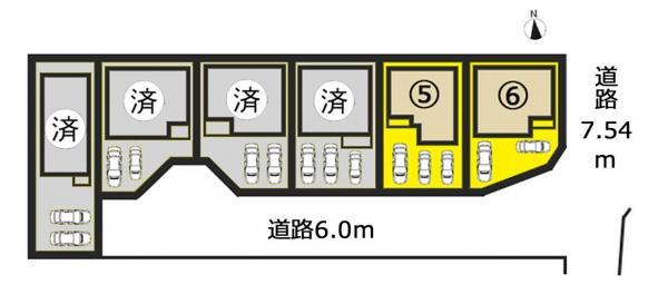 新築一戸建て 瀬戸市西米泉町157 愛知環状鉄道瀬戸口駅 2780万円